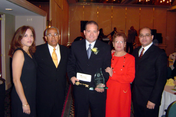 receiving-the-key-of-dade-county-florida-with-family_13837293594_o