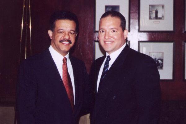 willie-former-dominican-president-leonel-fernandez_13884993095_o