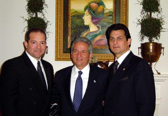 willie---former-honduran-president-maduro---mario-canahuati_13836965923_o